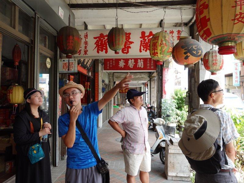 【活動結束】09/28(二)、09/29(三)在地學習 傳統老店新傳承與鹿港青年的創業之道